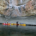 Paddle Ranch cliff line